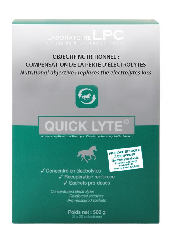Quick-Lyte Electrolytes 10x50g